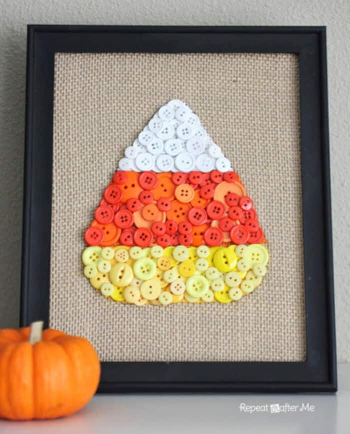 Candy-Corn-Button-Art-by-Repeat-Crafter-Me