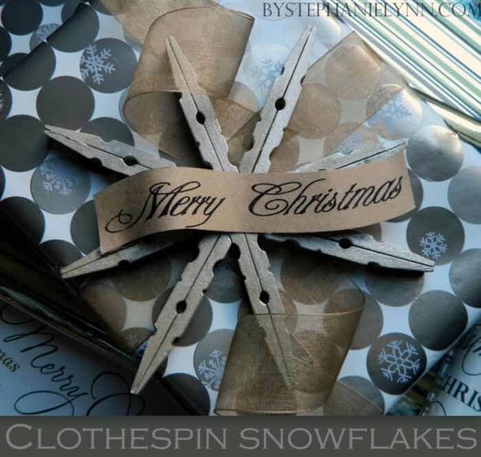 Clothespin-Snowflakes-by-By-Stephanie-Lynn