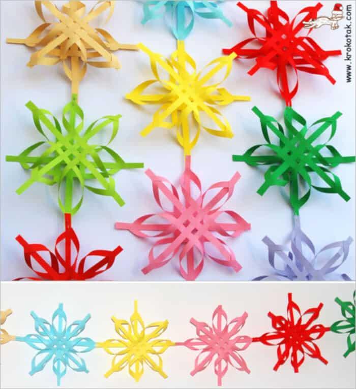 Colorful-Snowflakes-by-Krokotak