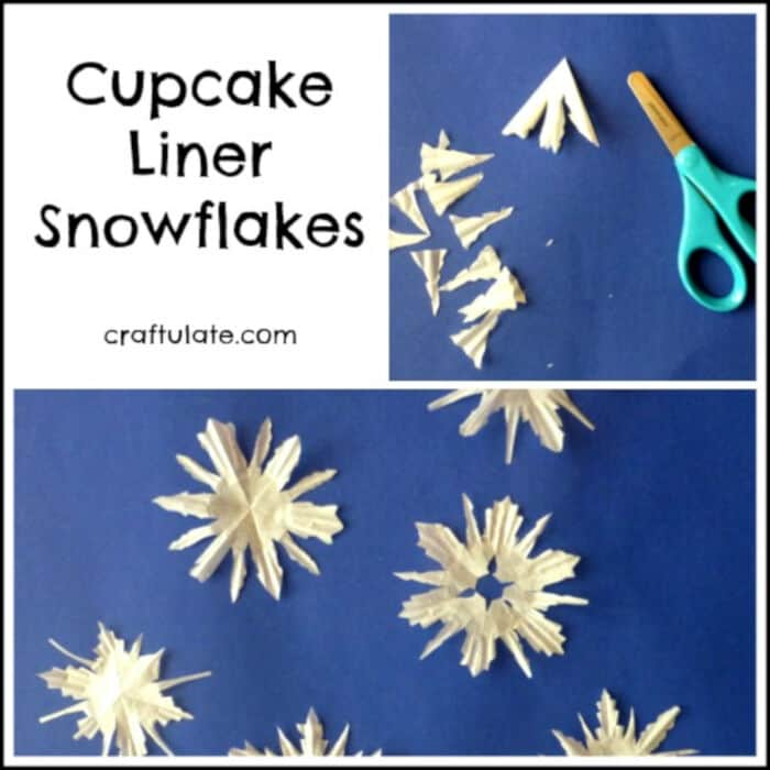 Cupcake-Liner-Snowflakes-by-Craftulate