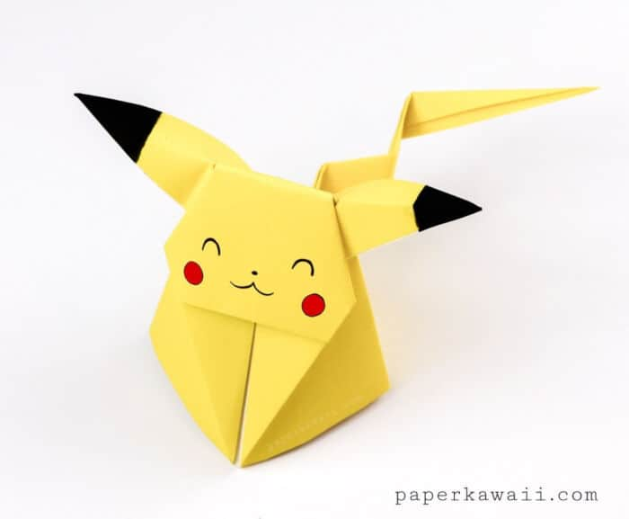 Cute-Origami-Pokemon-by-Paper-Kawaii