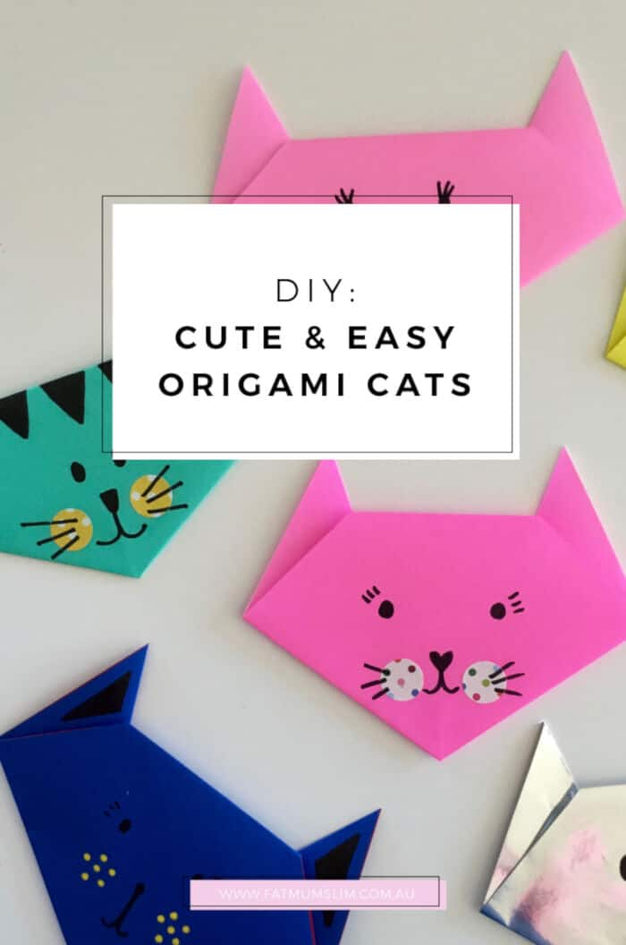 DIY-Easy-and-Cute-Origami-Cats-by-Fat-Mum-Slim