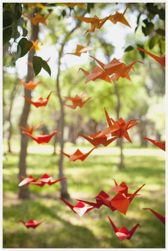 DIY-Ombré-Crane-Garland-by-Camille-Styles