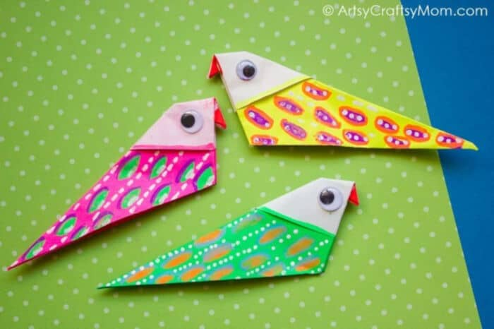 DIY-Origami-Bird-Magnets-by-Artsy-Craftsy-Mom