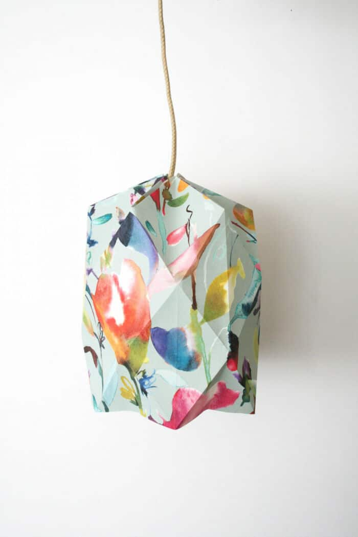 DIY-Origami-Lampshade-by-Apartment-Apothecary