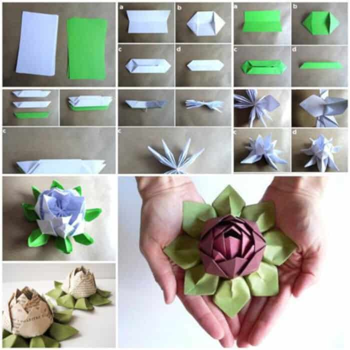 DIY-Origami-Lotus-Flower-by-I-Creative-Ideas