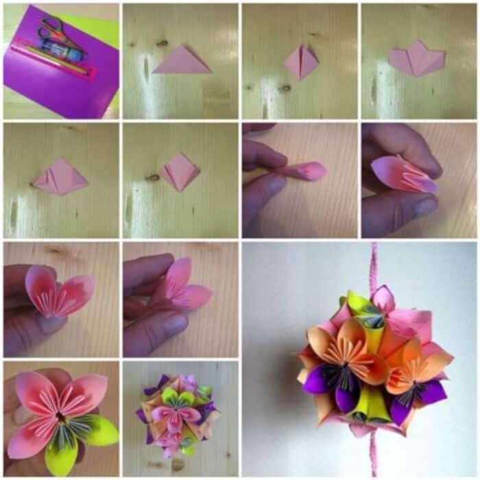 DIY-Origami-Paper-Flower-Ball-by-I-Creative-Ideas