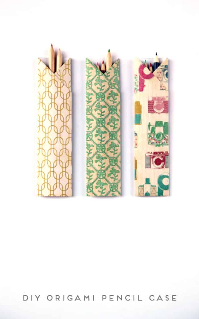DIY-Origami-Pencil-Holders-by-Gathering-Beauty