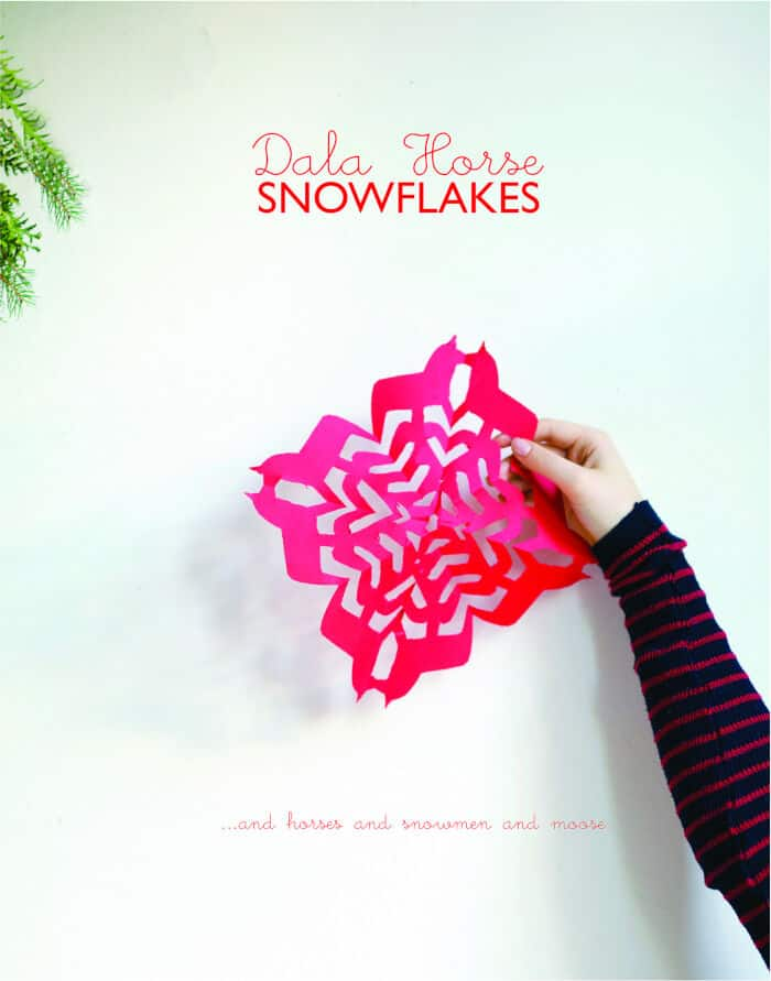 Dala-Horse-Snowflakes-by-Willowday