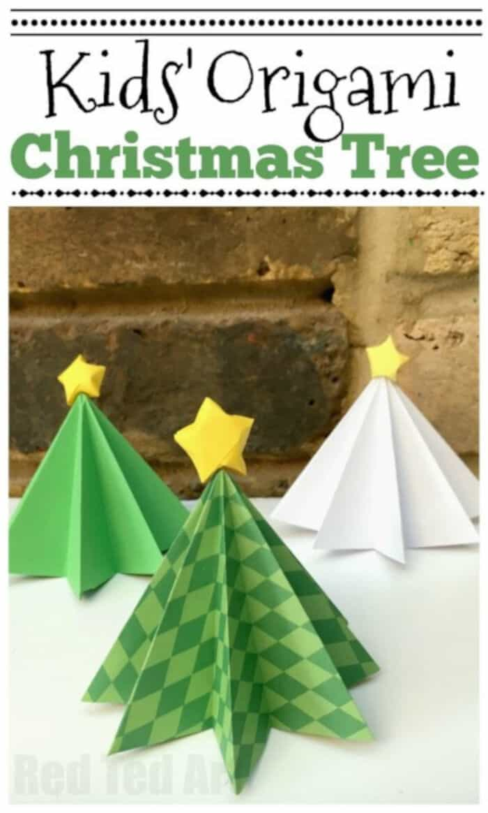 Easy-Origami-Christmas-Tree-DIY-by-Red-Ted-Art