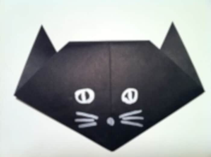 Easy-Origami-Paper-Cat-by-Origami-Way