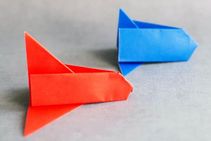 Easy-Origami-Space-Shuttle-by-All-for-the-Boys