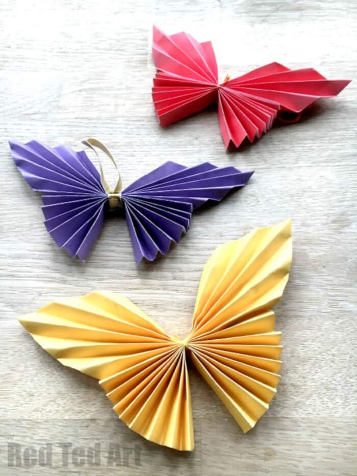 Easy-Paper-Butterfly-by-Red-Ted-Art