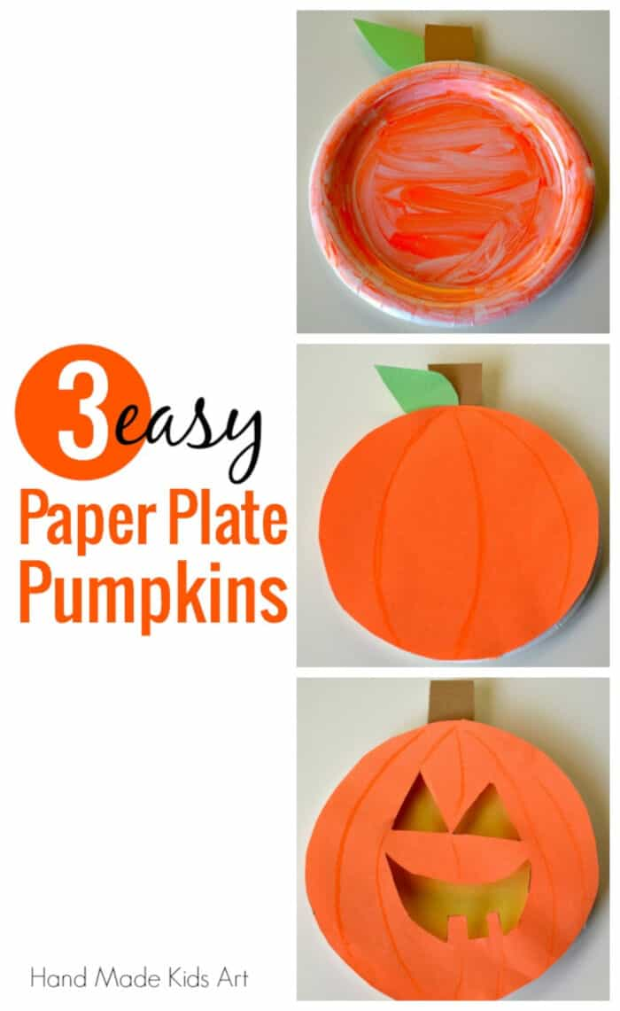 How-to-Make-3-Easy-Paper-Plate-Pumpkins-by-Kids-STEAM-Labs