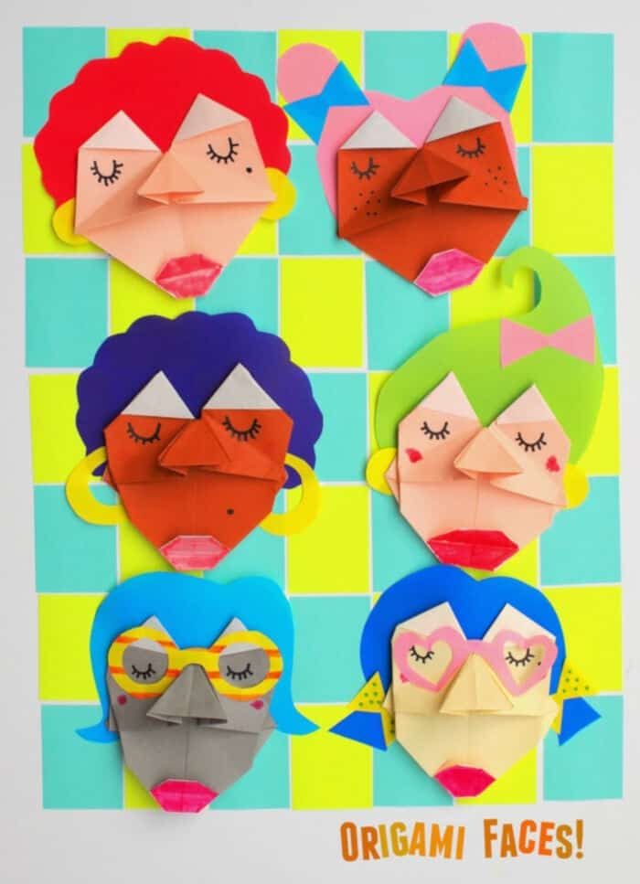 Make-Origami-Faces-by-Pink-Stripey-Socks