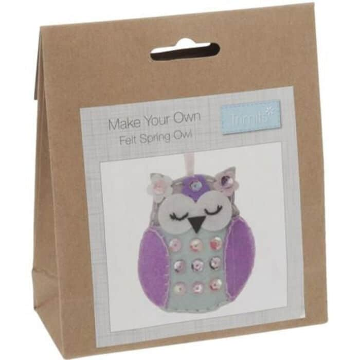 Make-your-own-felt-Owl-Craft-Kit-by-Etsy