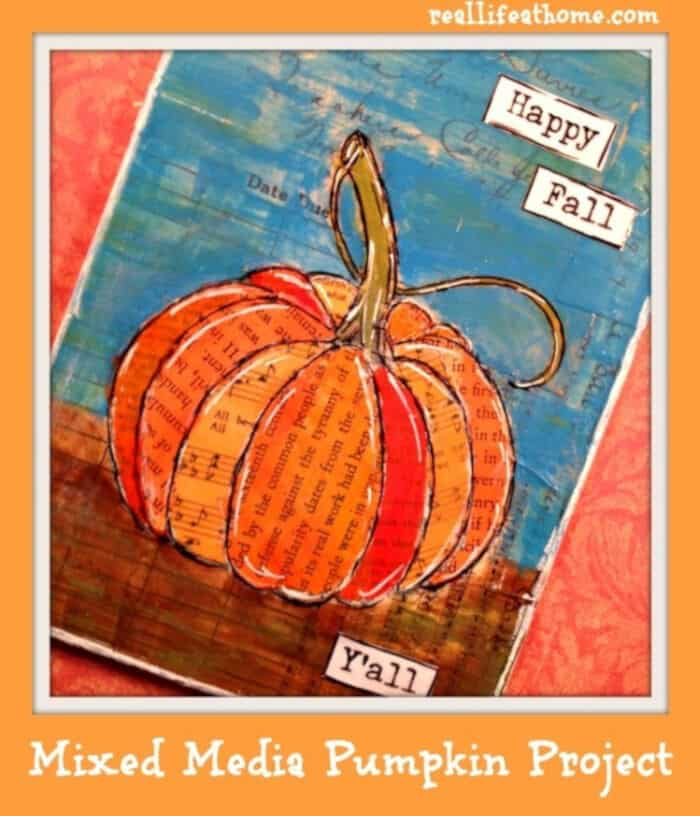 Mixed-Media-Pumpkin-Project-for-Fall-by-Real-Life-At-Home