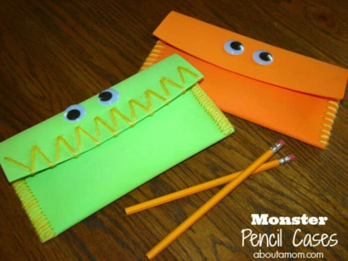 Monster-Pencil-Case-Back-to-School-Craft-for-Kids-by-About-A-Mom
