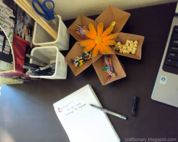 Organize-Craftily-With-Origami-by-Craftionary