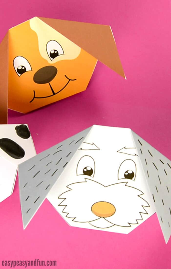 Origami-Dog-by-Easy-Peasy-and-Fun