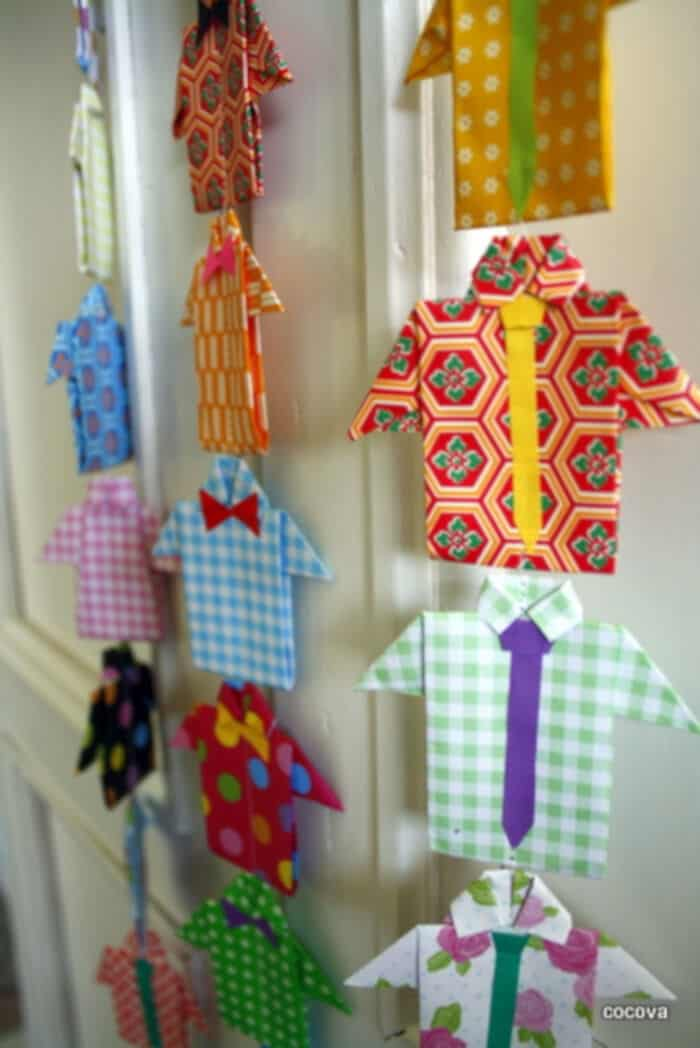 Origami-Shirt-and-Tie-by-Jillian-In-Italy
