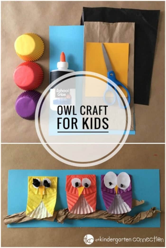 Owl-Craft-for-Kids-by-The-Kindergarten-Connection