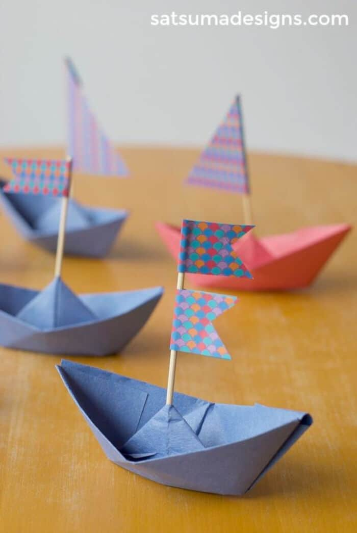 Paper-Boat-Garland-by-Satsuma-Designs
