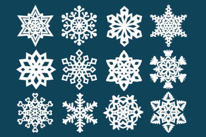 Paper-Snowflake-by-First-Palette