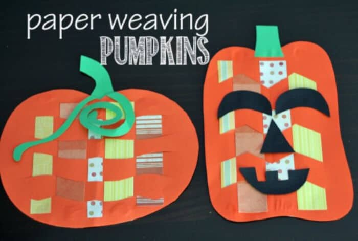 Paper-Weaving-Pumpkins-by-Make-and-Takes