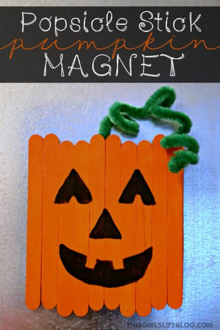 Popsicle-Stick-Pumpkin-Magnet-by-Todays-Creative-Ideas
