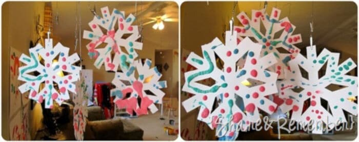 Puffy-Paint-Snowflakes-by-Things-To-Share-and-Remember