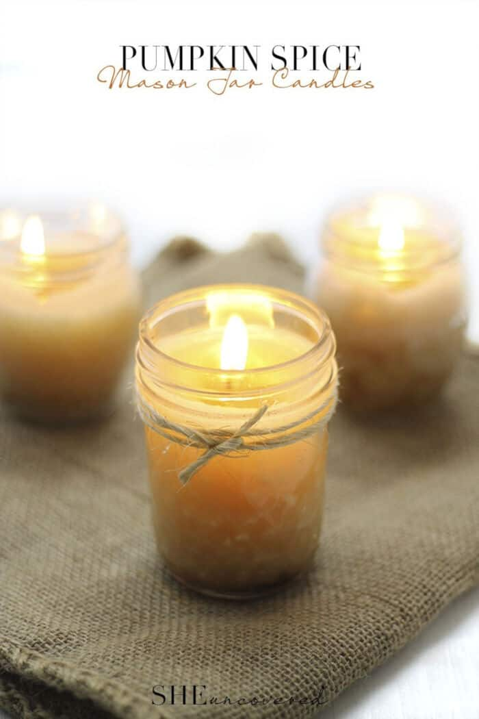 Pumpkin-Spice-Mason-Jar-Candles-by-She-Uncovered