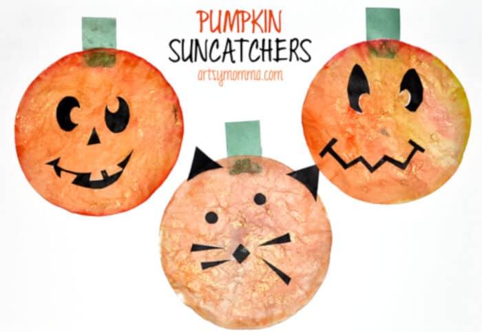 Pumpkin-Suncatchers-by-Artsy-Momma