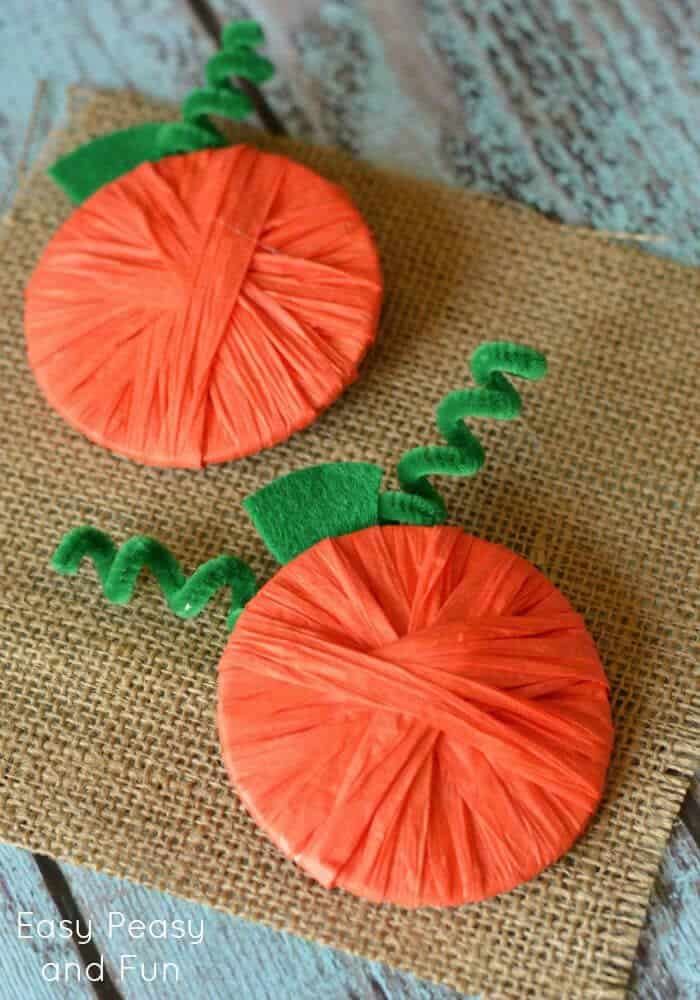 Raffia-Wrapped-Pumpkins-by-Easy-Peasy-and-Fun