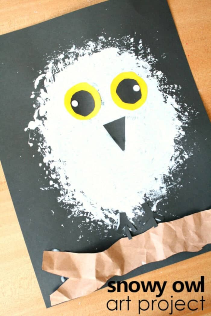 Snowy-Owl-Winter-Craft-for-Kids-by-Fantastic-Fun-and-Learning