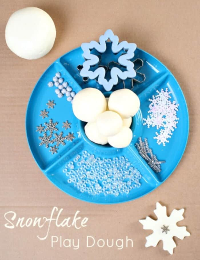 Sparkly-Snowflake-Winter-Play-Dough-by-Fantastic-Fun-and-Learning