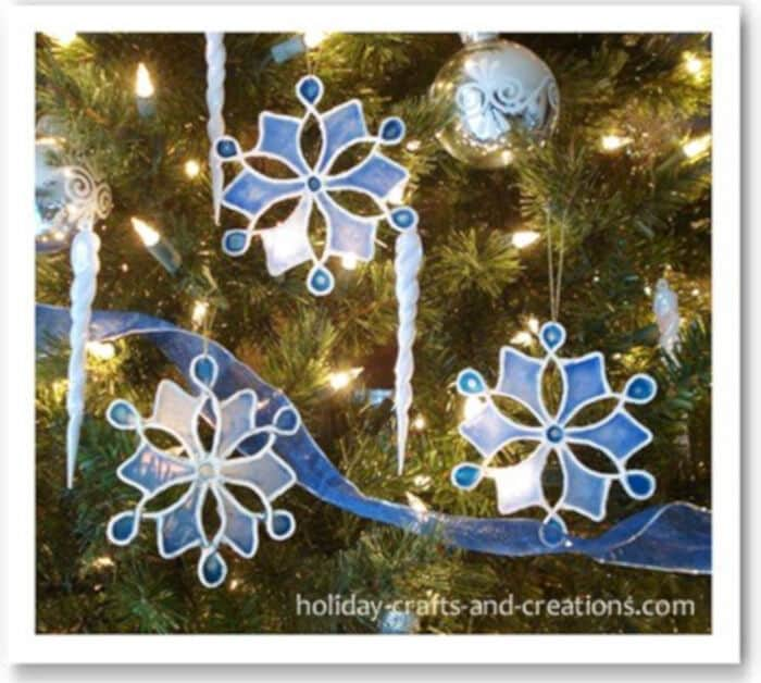 Stained-Glue-Snowflake-by-Holiday-Crafts