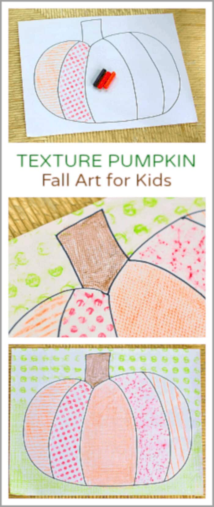 Textured-Pumpkins-Using-Crayon-Rubbings-by-Buggy-and-Buddy