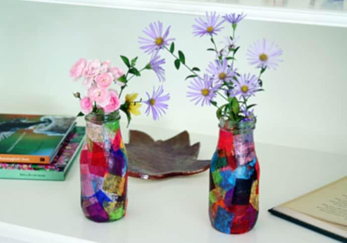 Tissue-Paper-Vases-by-Lets-Explore