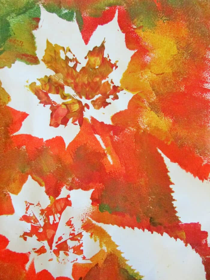 Autumn-Leaf-Painting-by-Craft-Ideas-for-Kids