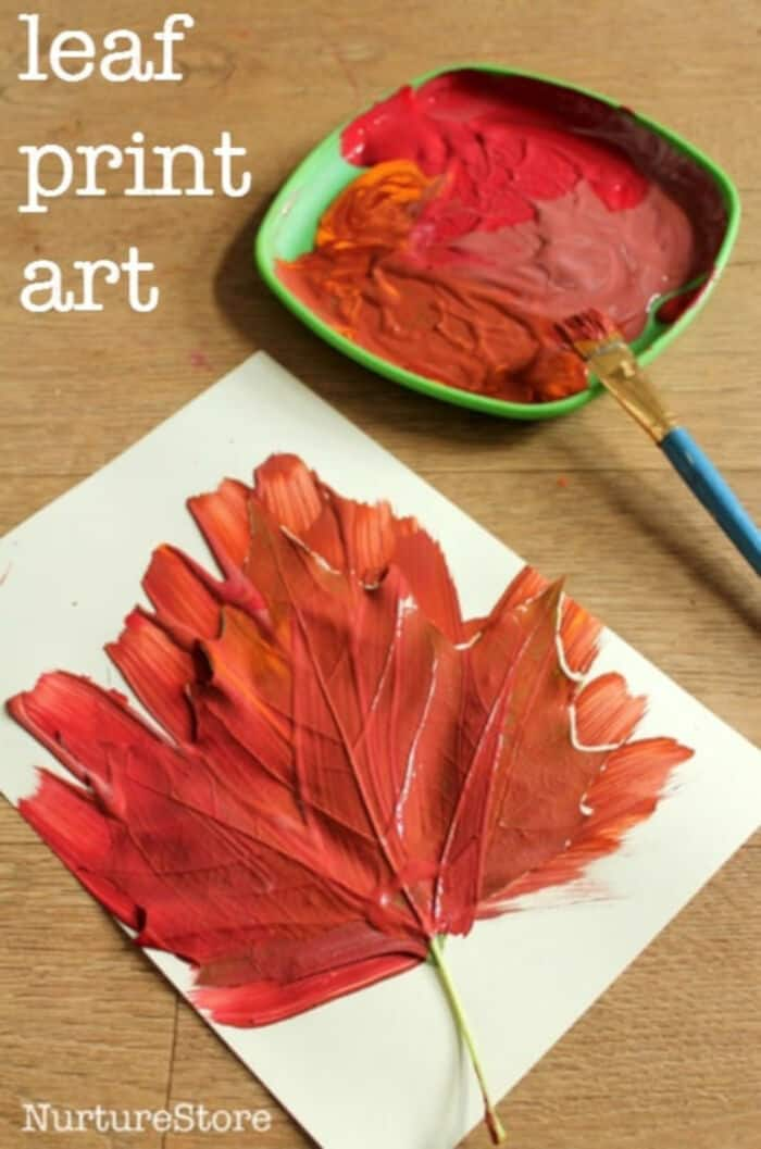 Autumn-Leaf-Print-Crafts-by-Nurture-Store