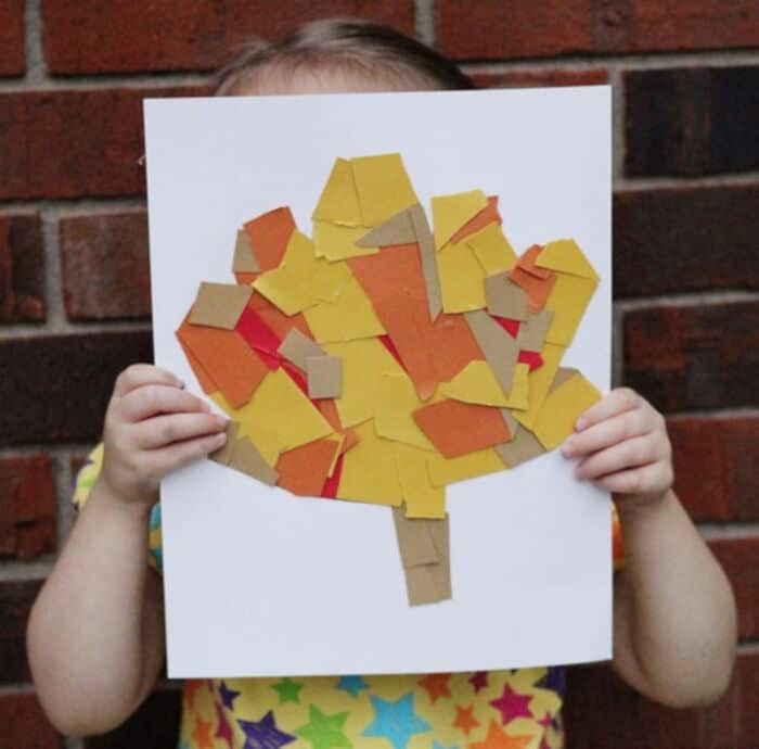 Cut-and-Paste-Fall-Leaf-Collage-for-Kids-by-Keeping-Life-Creative