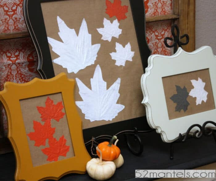 Easy-Fall-Leaf-Art-by-52-Mantels