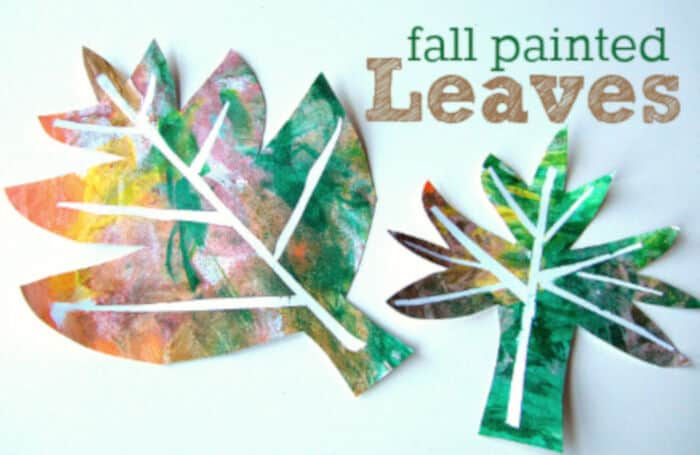 Easy-Fall-Leaf-Craft-by-No-Time-for-Flash-Cards