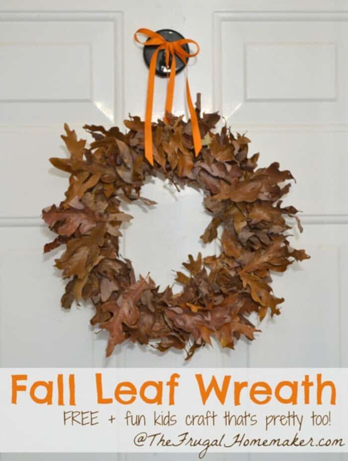 Fall-Leaf-Wreath-by-The-Frugal-Homemaker
