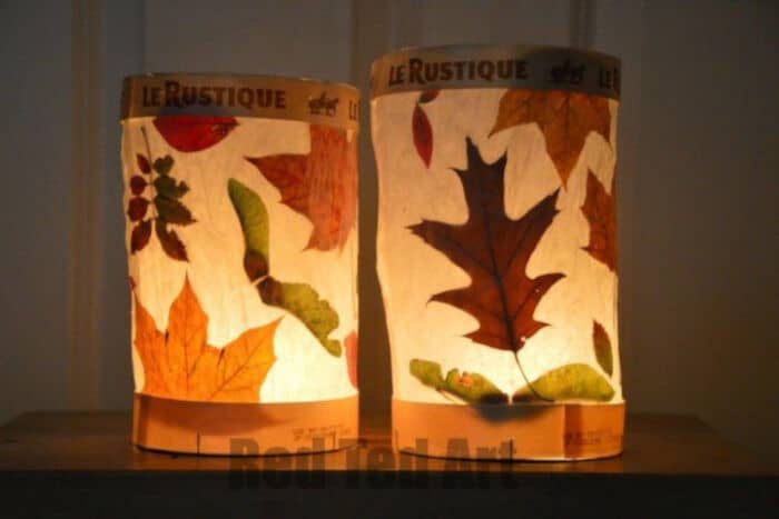 Leaf-Lanterns-by-Red-Ted-Art