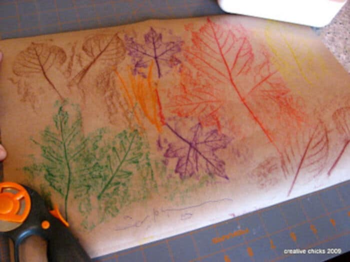 Leaf-Rubbings-by-Creative-Chicks