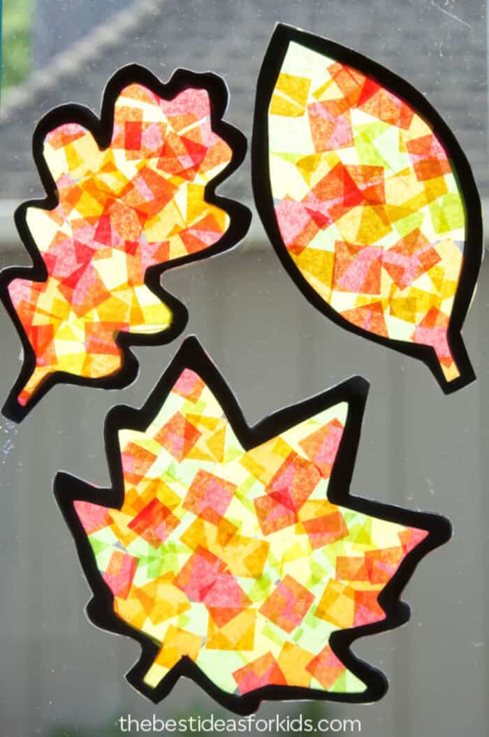 Leaf-Suncatcher-Craft-by-The-Best-Ideas-for-Kids
