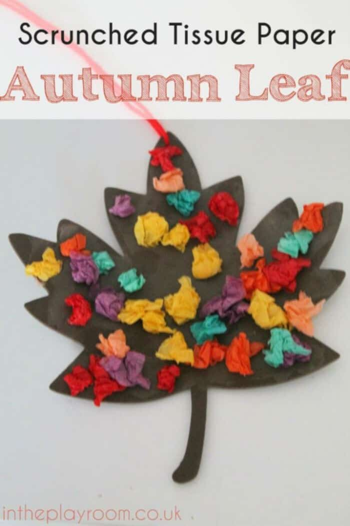 Scrunched-Tissue-Paper-Autumn-Leaf-–-Fall-Craft-by-In-The-Playroom