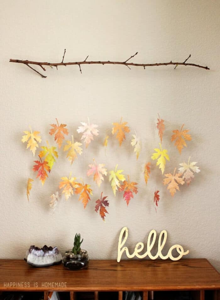 Watercolor-Paper-Leaf-and-Branch-Mobile-by-Happiness-Is-Homemade